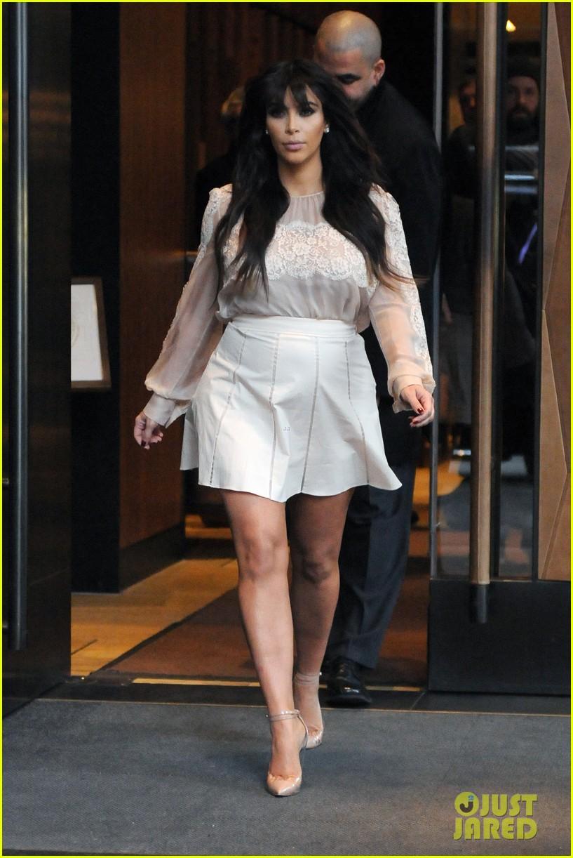 kim kardashian on her pregnancy i feel really good 15