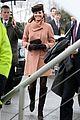 kate middleton pregnant cheltenham visit with prince william03