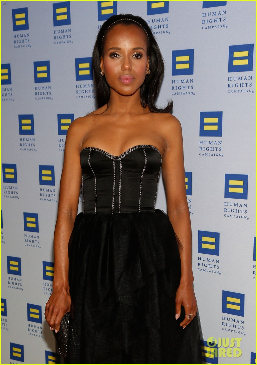 kerry washington lance bass human rights campaign gala 2013 142836948