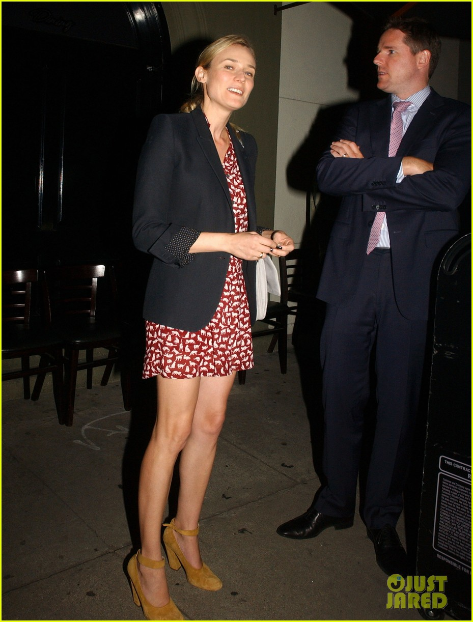 diane kruger dinner night out in la 05
