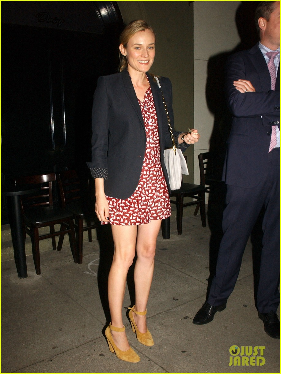 diane kruger dinner night out in la 072831158