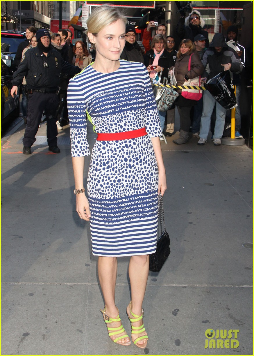 diane kruger the host on gma 09