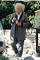 ryan kwanten true blood filming with rutger hauer 03