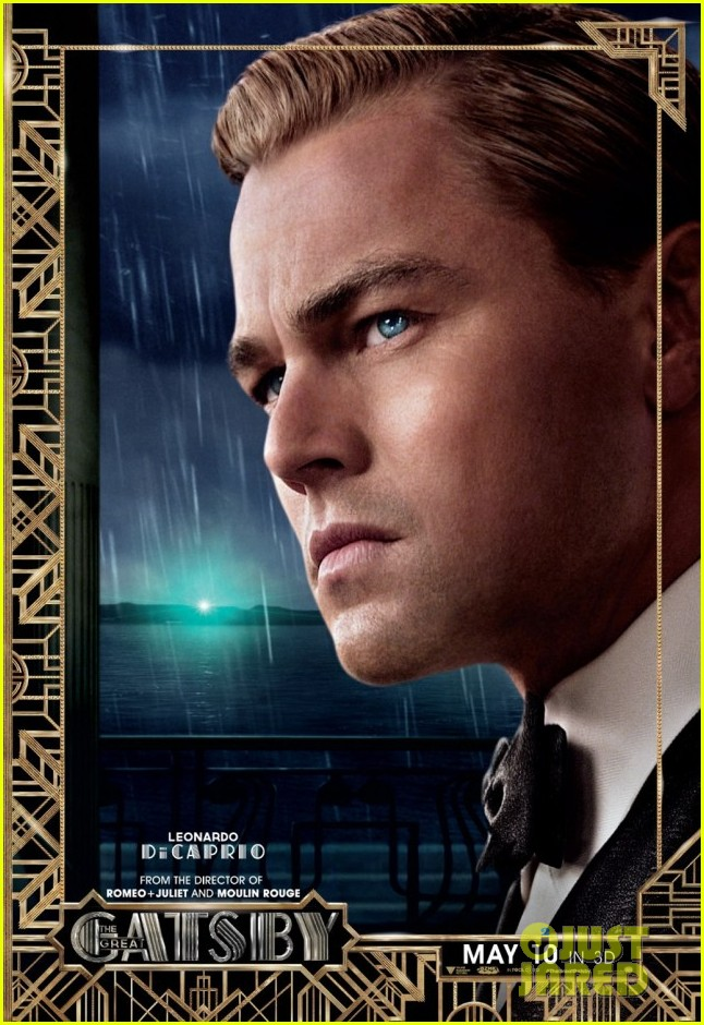 leonardo dicaprio carey mullligan great gatsby posters 022841283