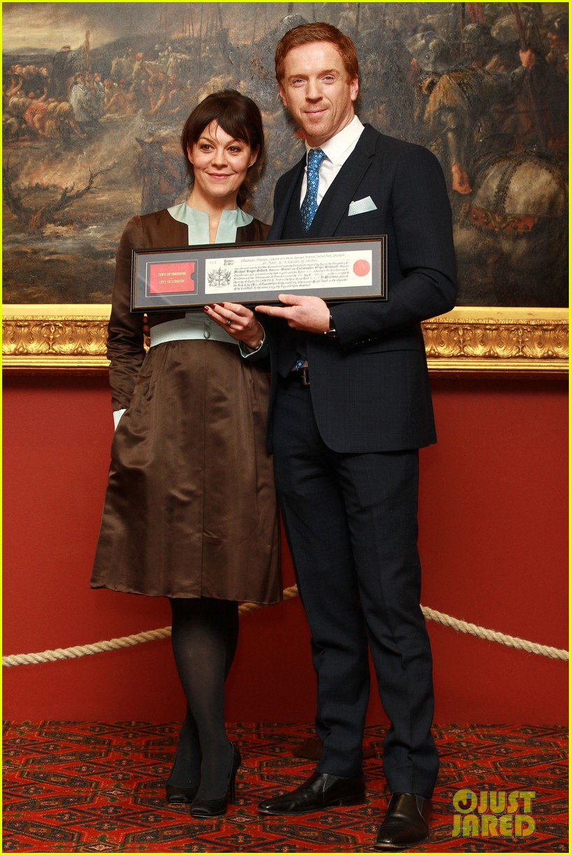 damian lewis freedom of the city of london award recipient 01