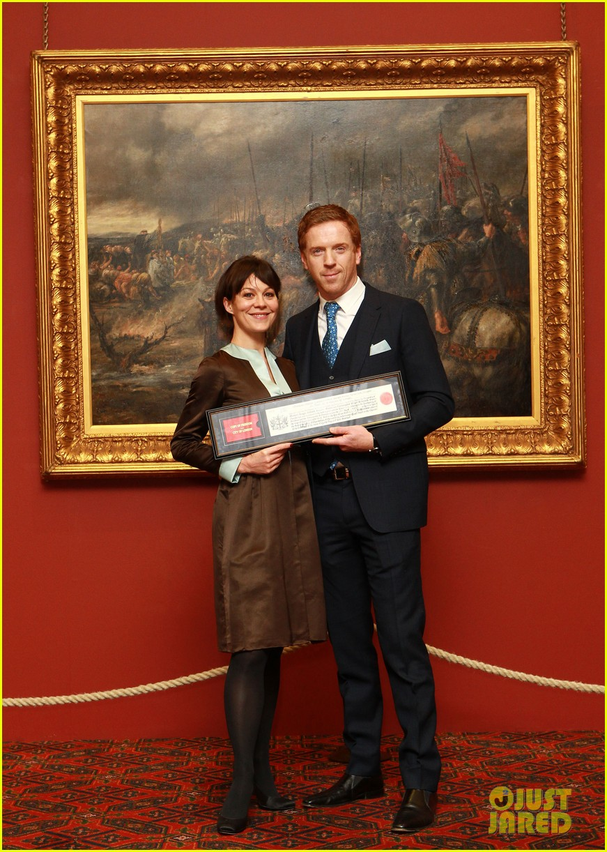 damian lewis freedom of the city of london award recipient 03