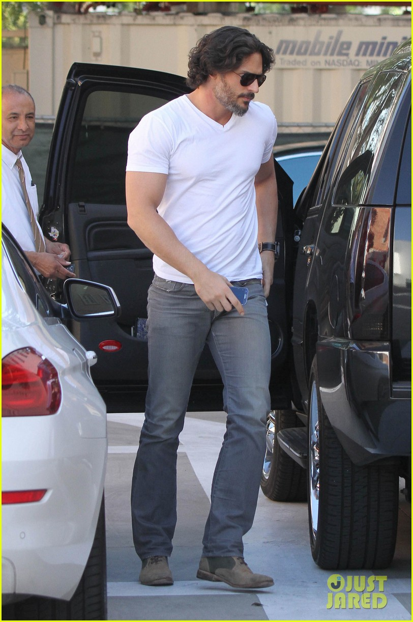 joe manganiello fitness book to be released in 2014 10