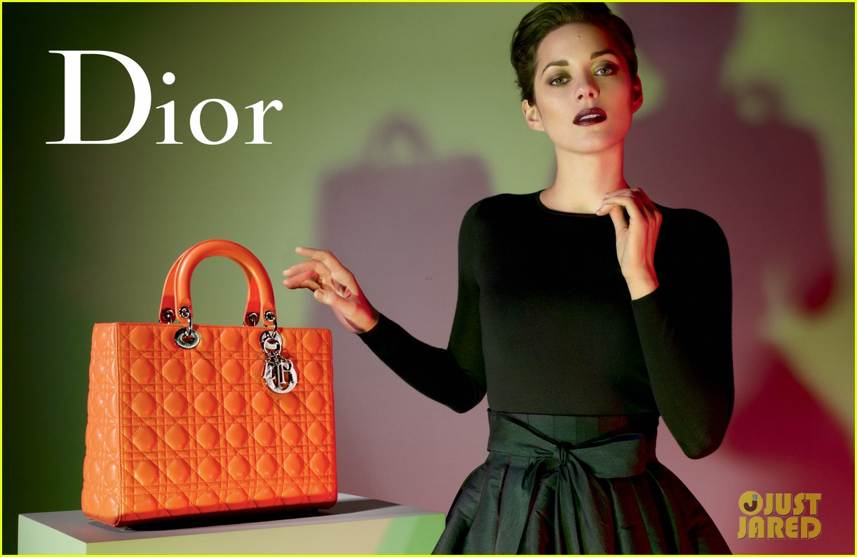 marion cotillard new lady dior campaign images 03