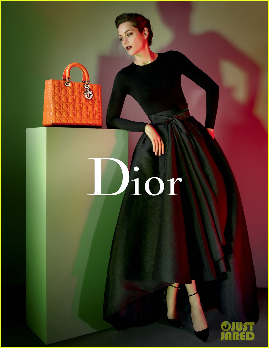 marion cotillard new lady dior campaign images 052835731
