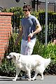 james marsden dog walkin wednesday 08