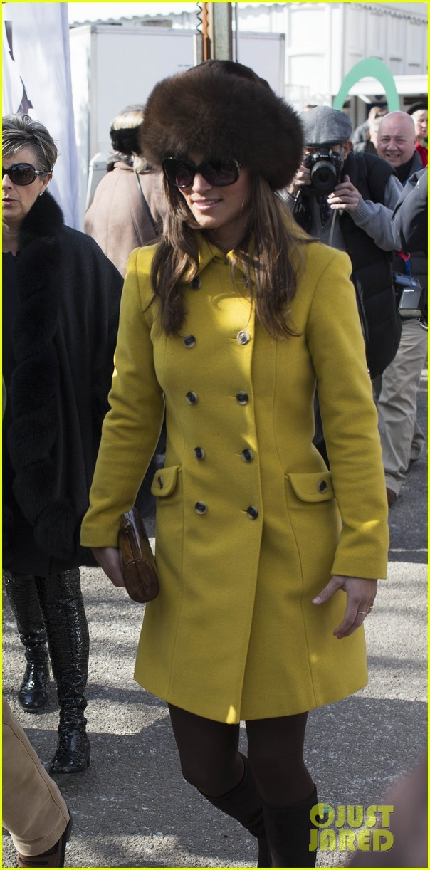 pippa middleton cheltenham festival day three 022830445