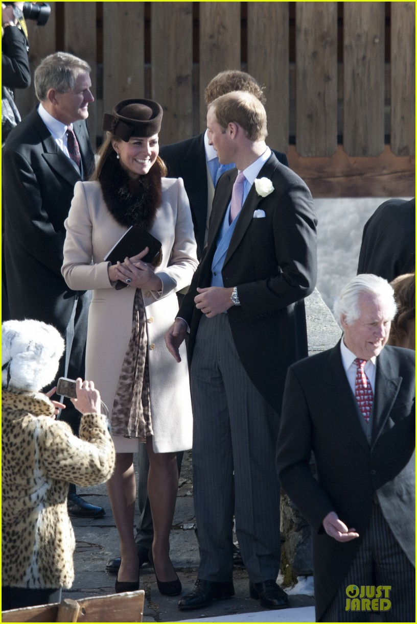 kate middleton prince william swiss wedding with prince harry 01