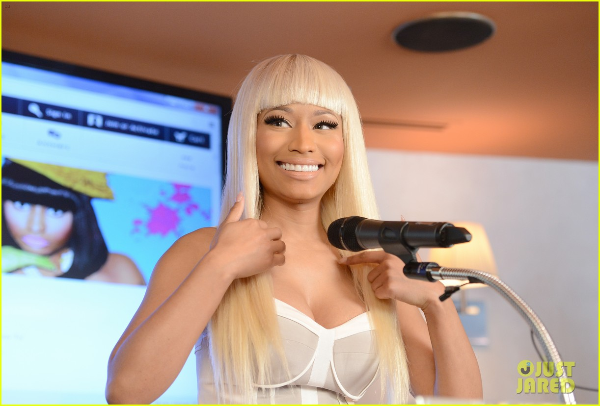 nicki minaj kmart collection event 062823319