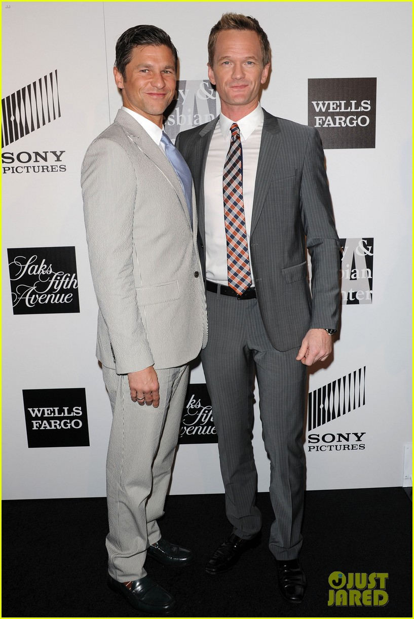 neil patrick harris la gay lesbian center icon awards 022835499