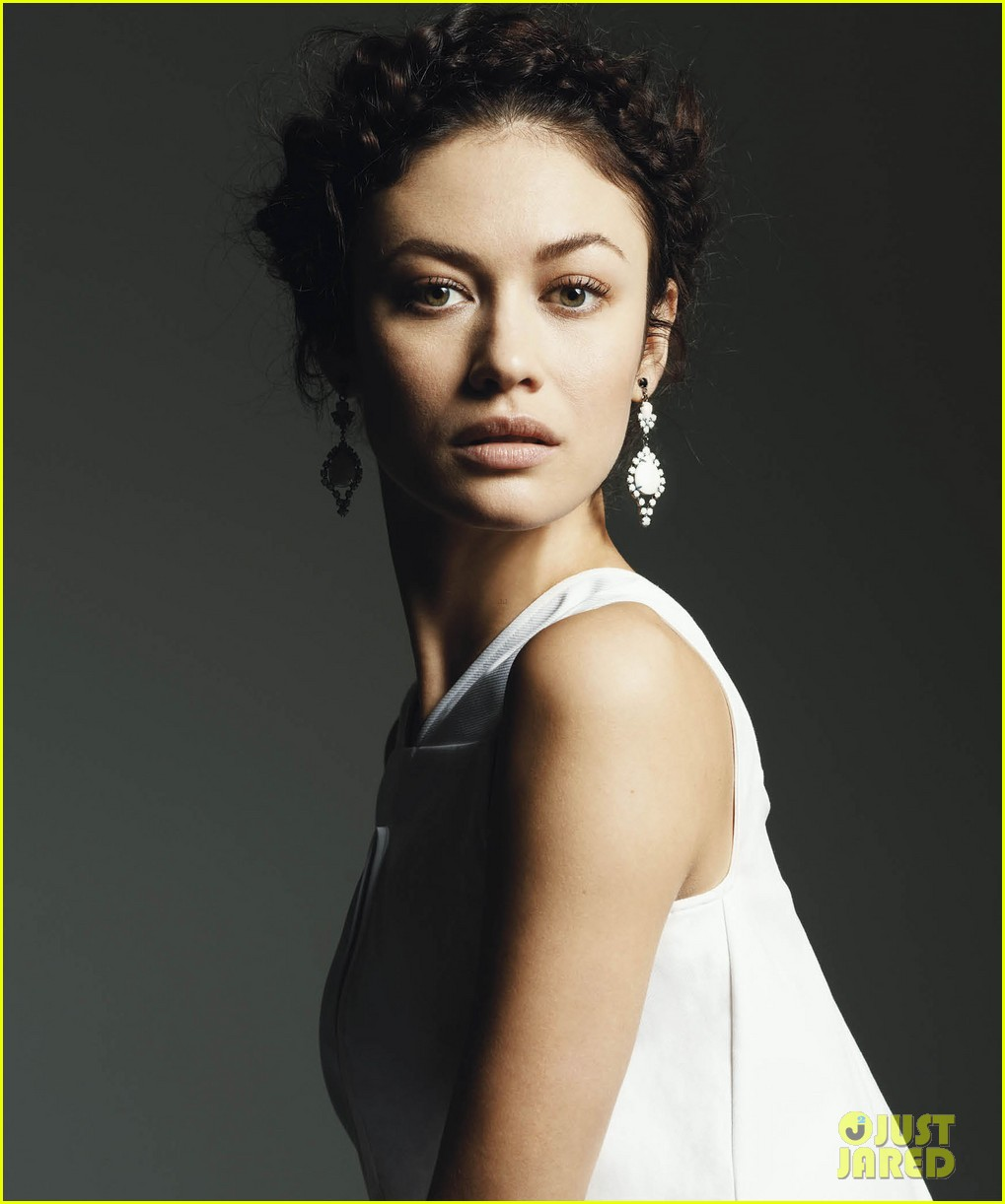 olga kurylenko v magazine pics interview exclusive 01