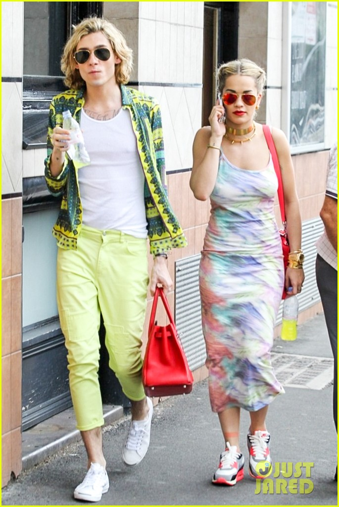 rita ora shopping in sydney 18