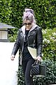 kelly osbourne steps out post seizure hospitalization 04