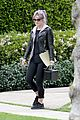 kelly osbourne steps out post seizure hospitalization 08
