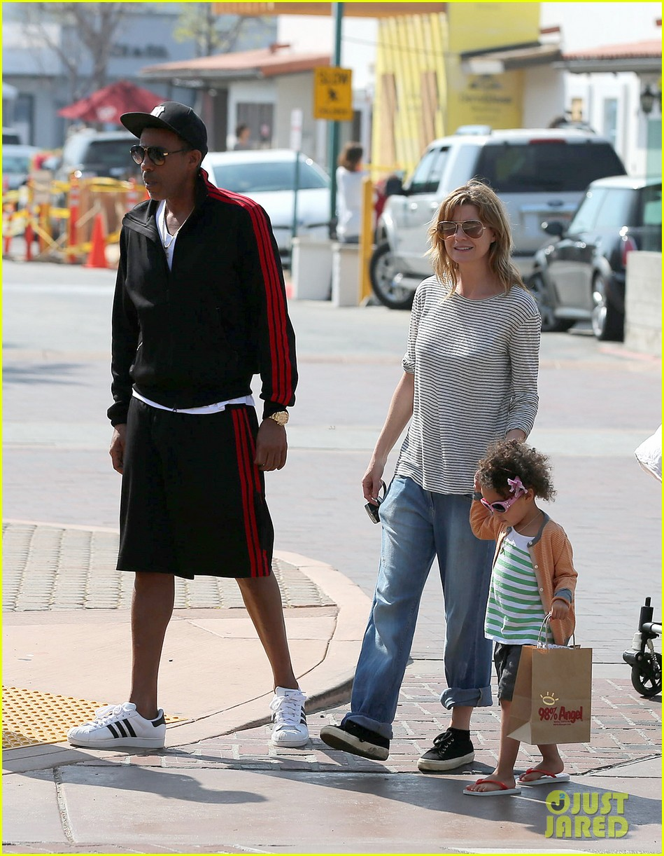 ellen pompeo monkeybars with stella 112837437