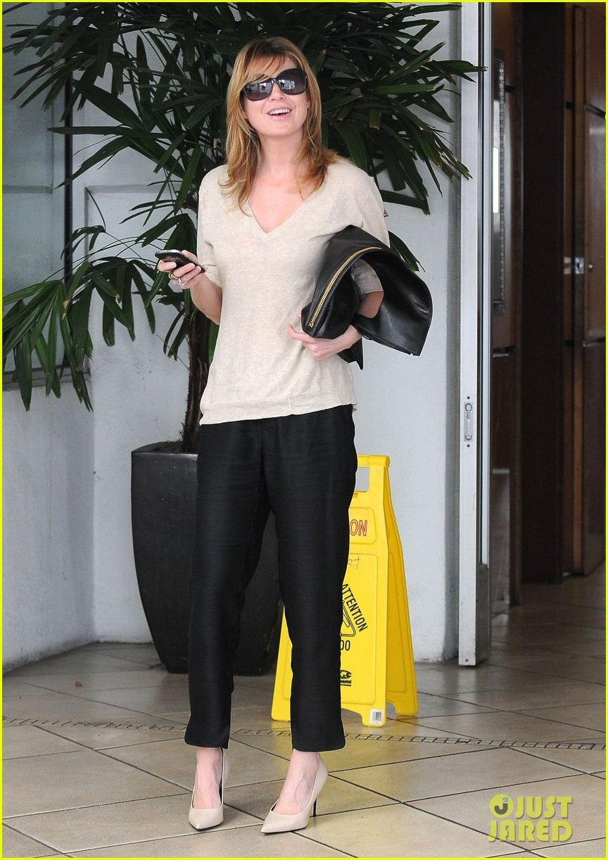 ellen pompeo new greys anatomy tonight 11
