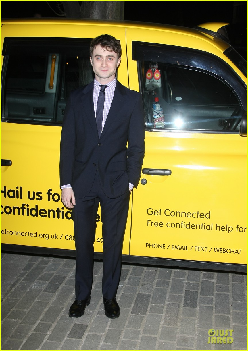 daniel radcliffe get connected charity auction 03