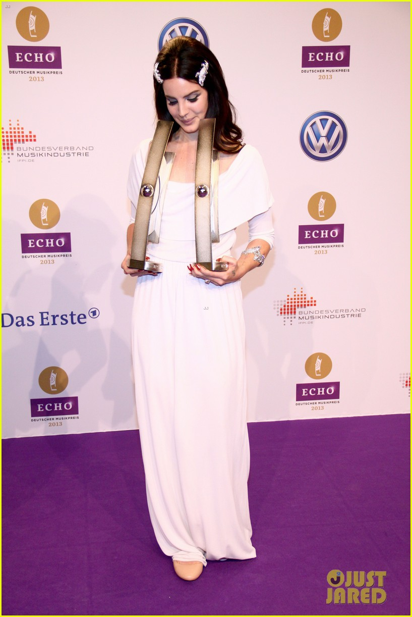lana del rey echo awards winner 10