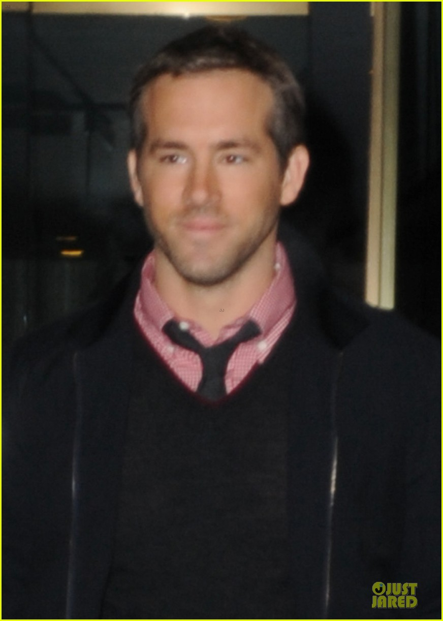 Ryan Reynolds & Emma Stone: 'The Today Show' Appearance! Ryan Reynolds