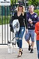 leann rimes eddie cibrian jake baseball game with brandi glanville 27