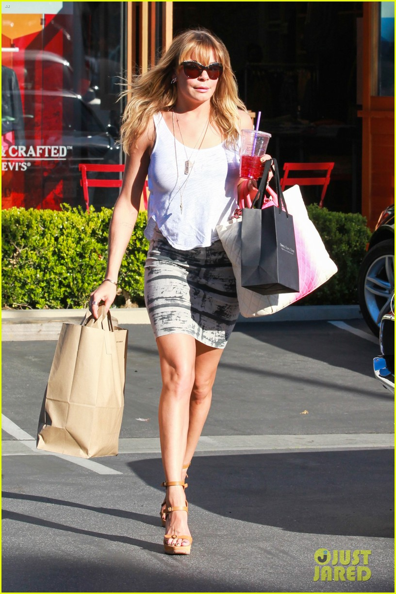 leann rimes malibu country mart retail therapy 09