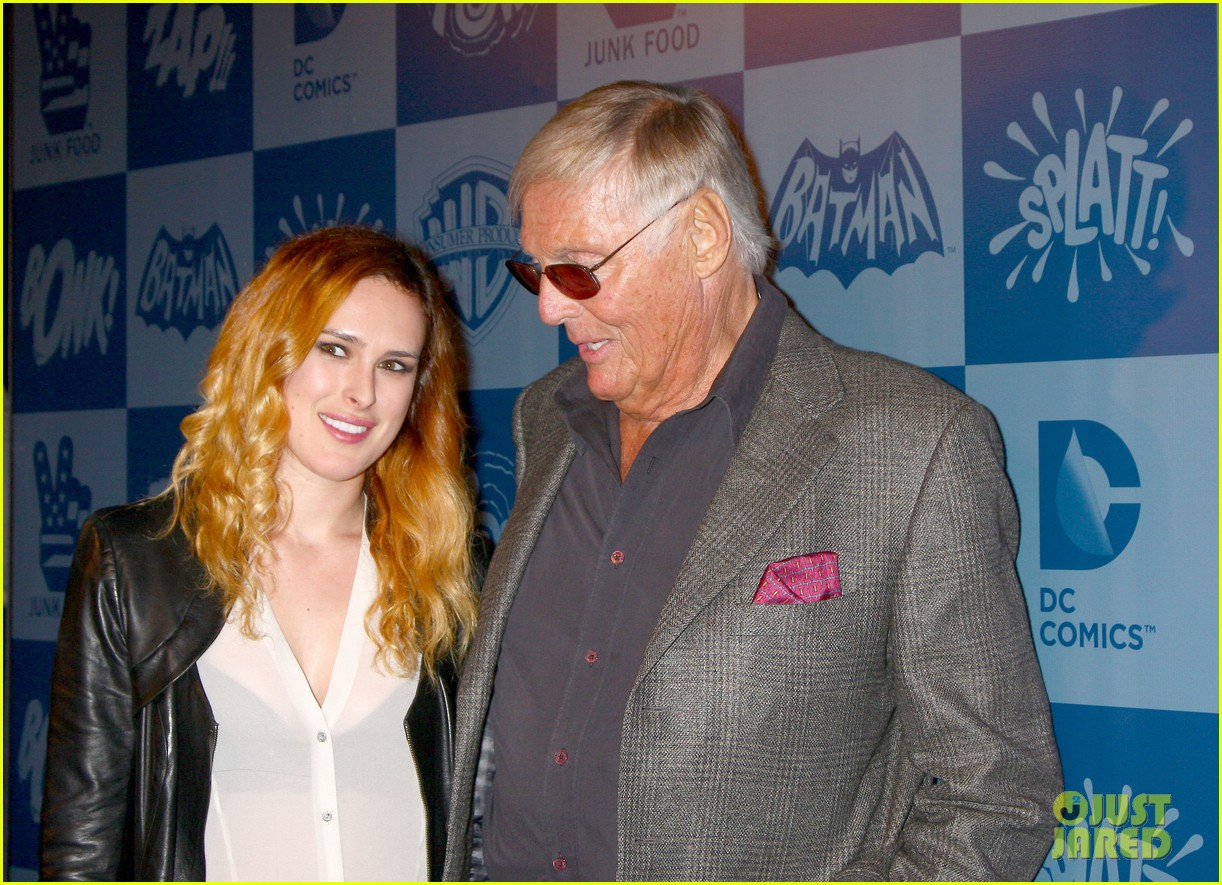 rumer willis batman product line launch 042835622