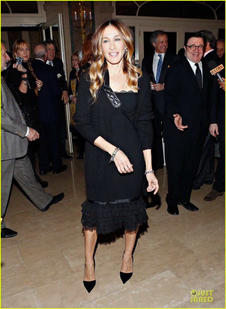 sarah jessica parker matthew broderick academy of the arts lifetime achievement awards 11