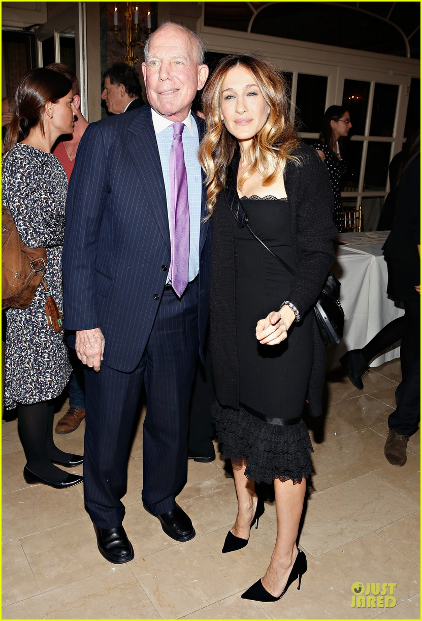 sarah jessica parker matthew broderick academy of the arts lifetime achievement awards 15