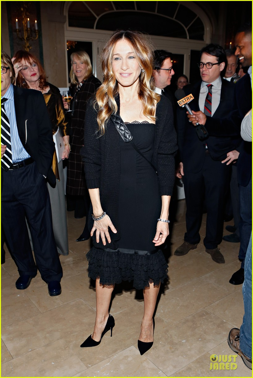 sarah jessica parker matthew broderick academy of the arts lifetime achievement awards 16