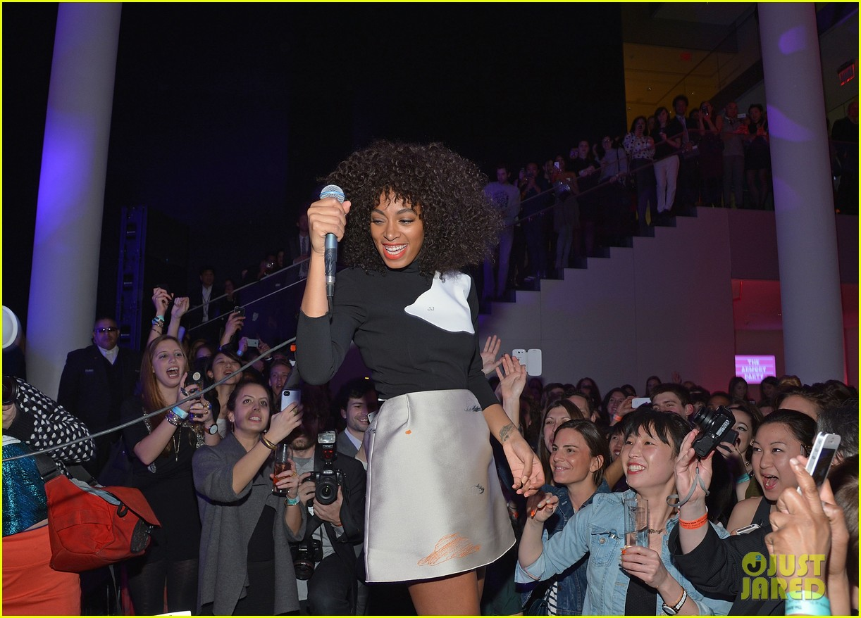 solange knowles the armory party performer 08
