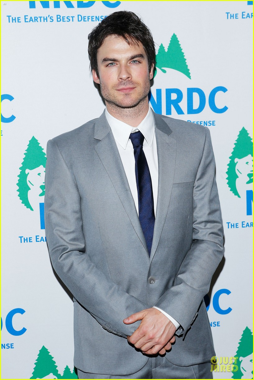 ian somerhalder national resource defense council game changer awards 06