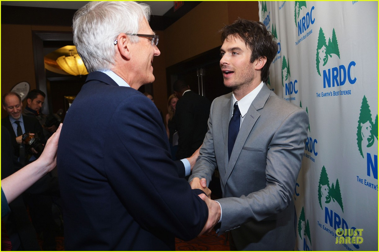 ian somerhalder national resource defense council game changer awards 10