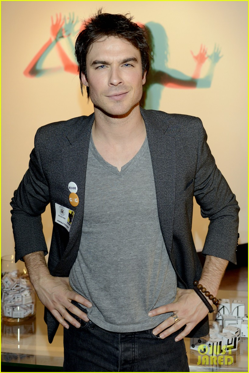 ian somerhalder warner bros party at sxsw 02