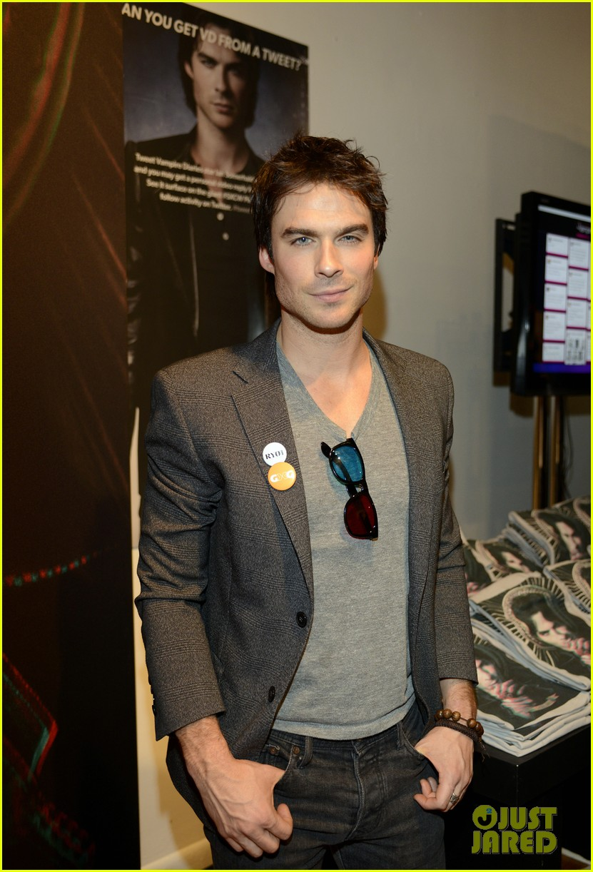 ian somerhalder warner bros party at sxsw 06