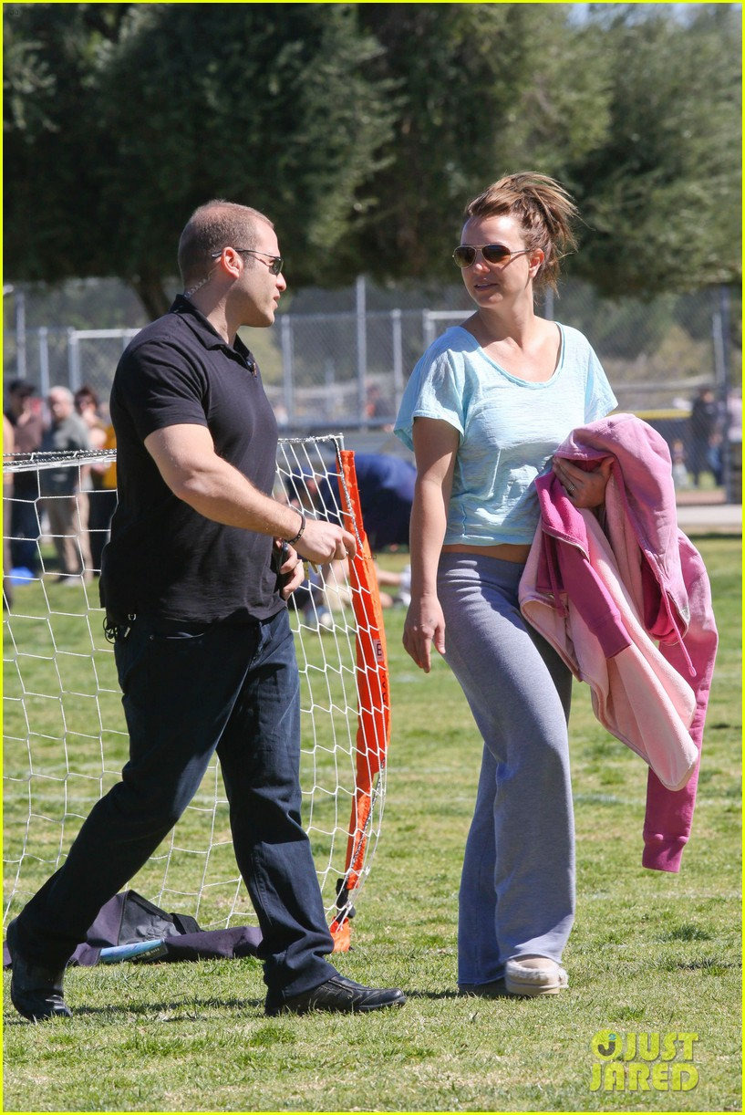 britney spears sunday soccer mom 48