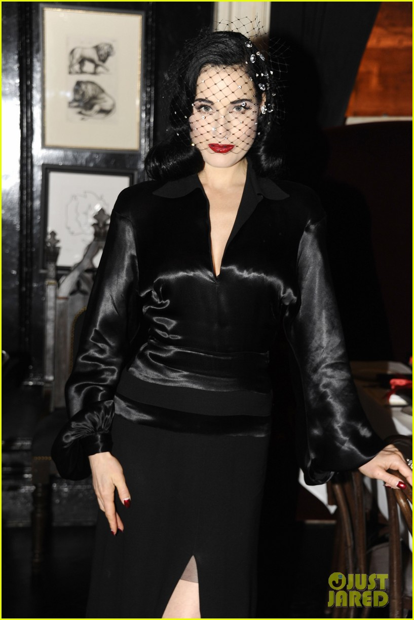 dita von teese beauty intimates collection launch 02