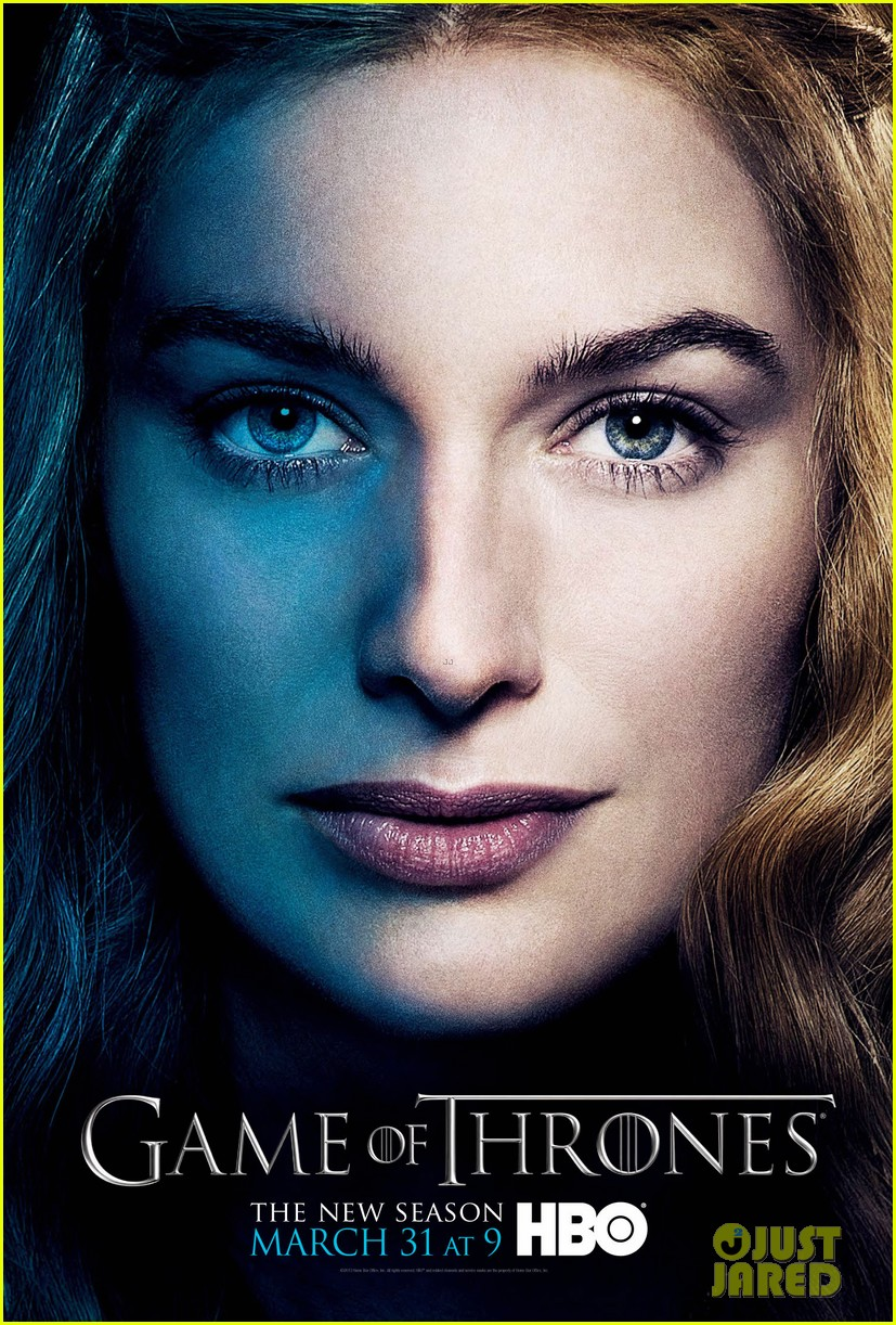 game of thrones season three character posters 042823186