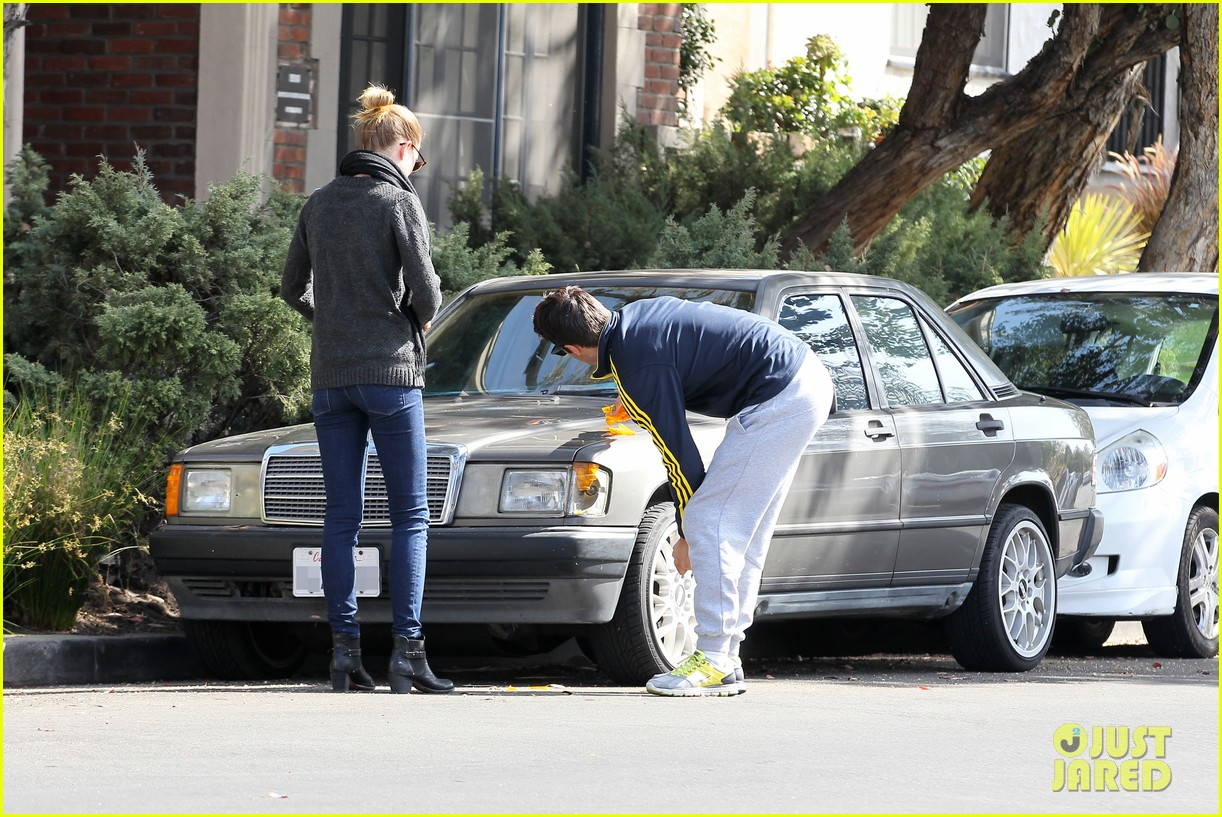 emily vancamp josh bowman fender bender blues 232835402
