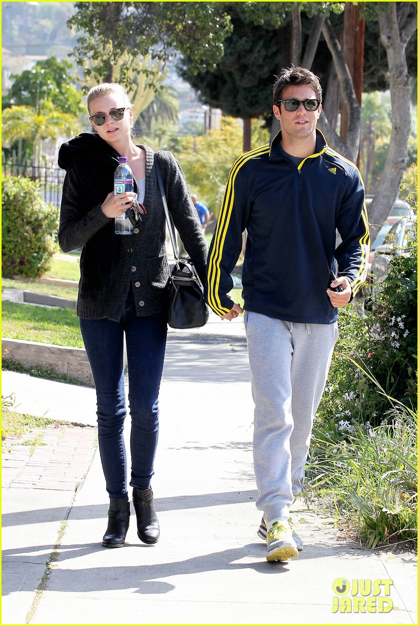 emily vancamp josh bowman fender bender blues 292835408