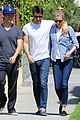 emily vancamp joshua bowman fratelli cafe couple 08