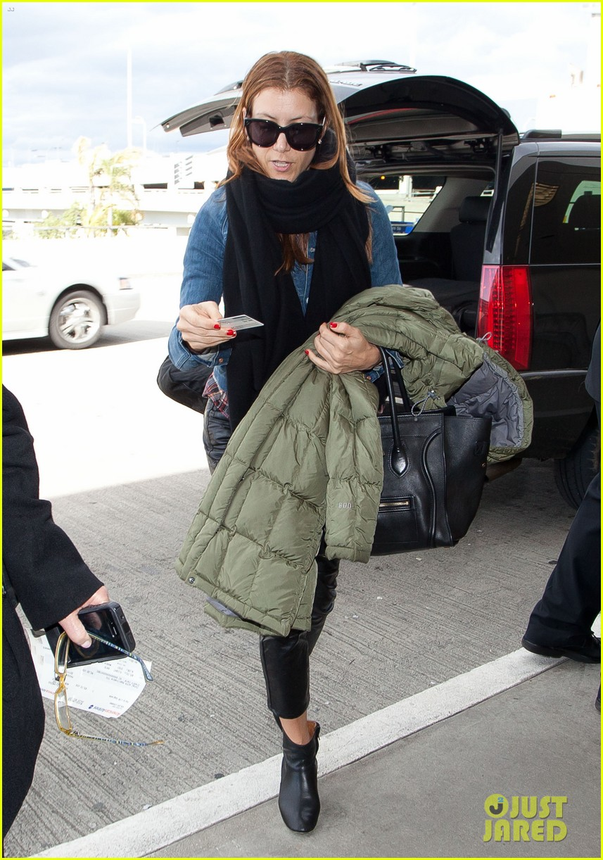 kate walsh laid back lax departure 09