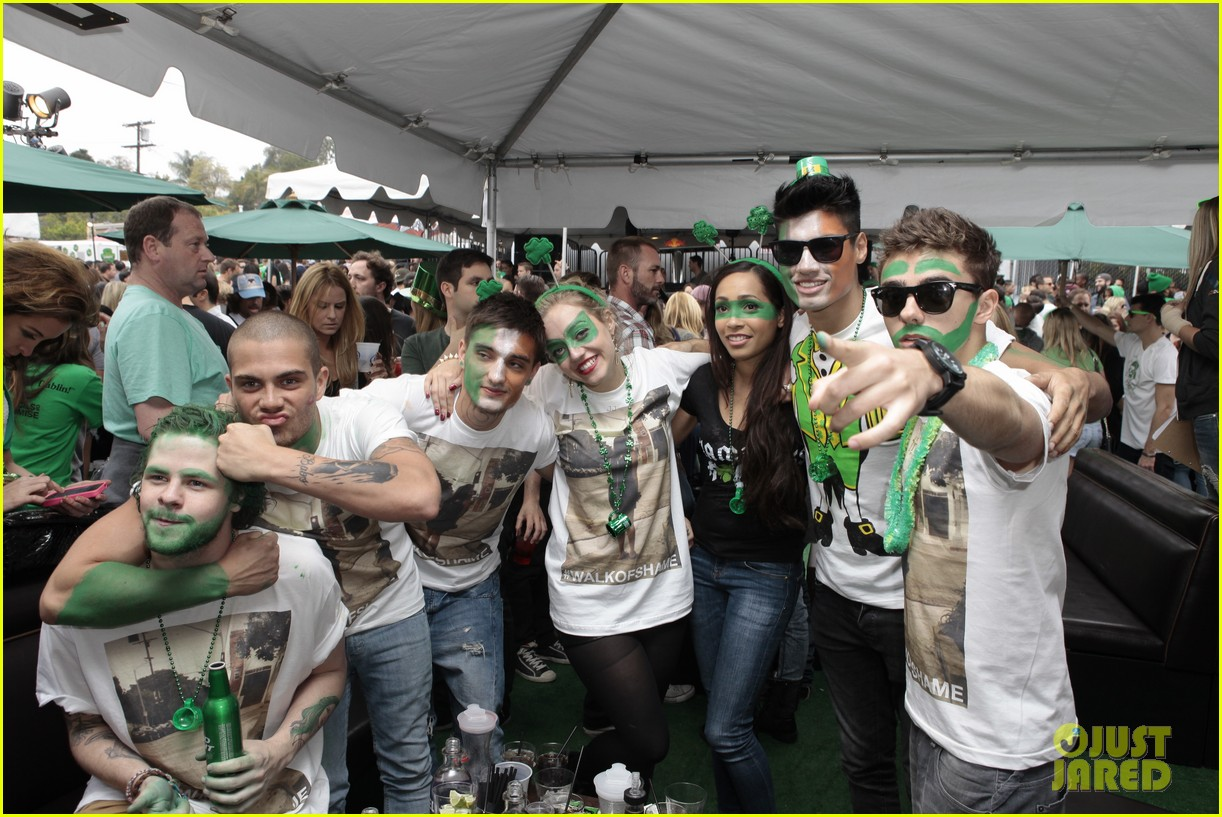 the wanted st paddys block party for pencils of promise 042832458