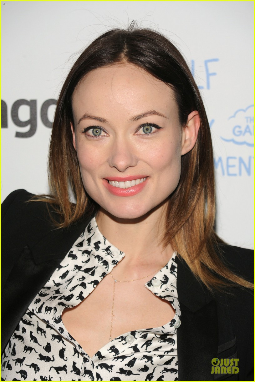 olivia wilde america ferrera half the sky movement event 02