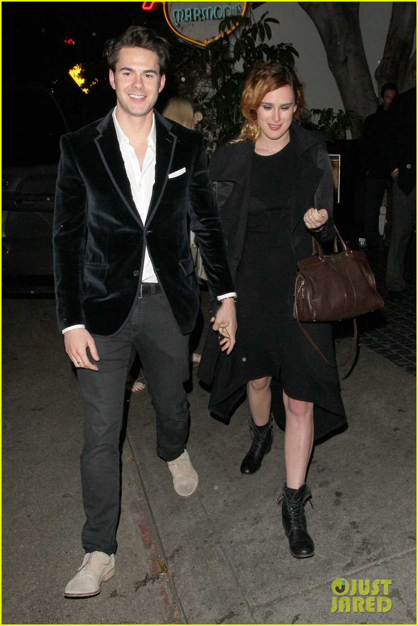 rumer willis jayson blair chateau marmont couple 04