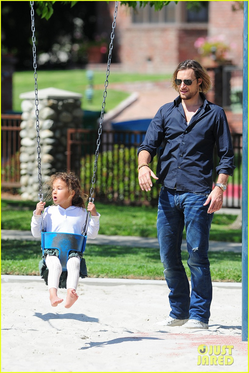 gabriel aubry park playtime with nahla 21