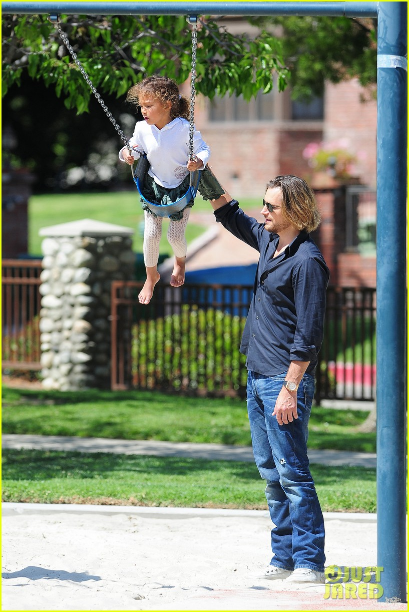 gabriel aubry park playtime with nahla 28